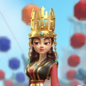 ライズオブキングダム 善徳女王