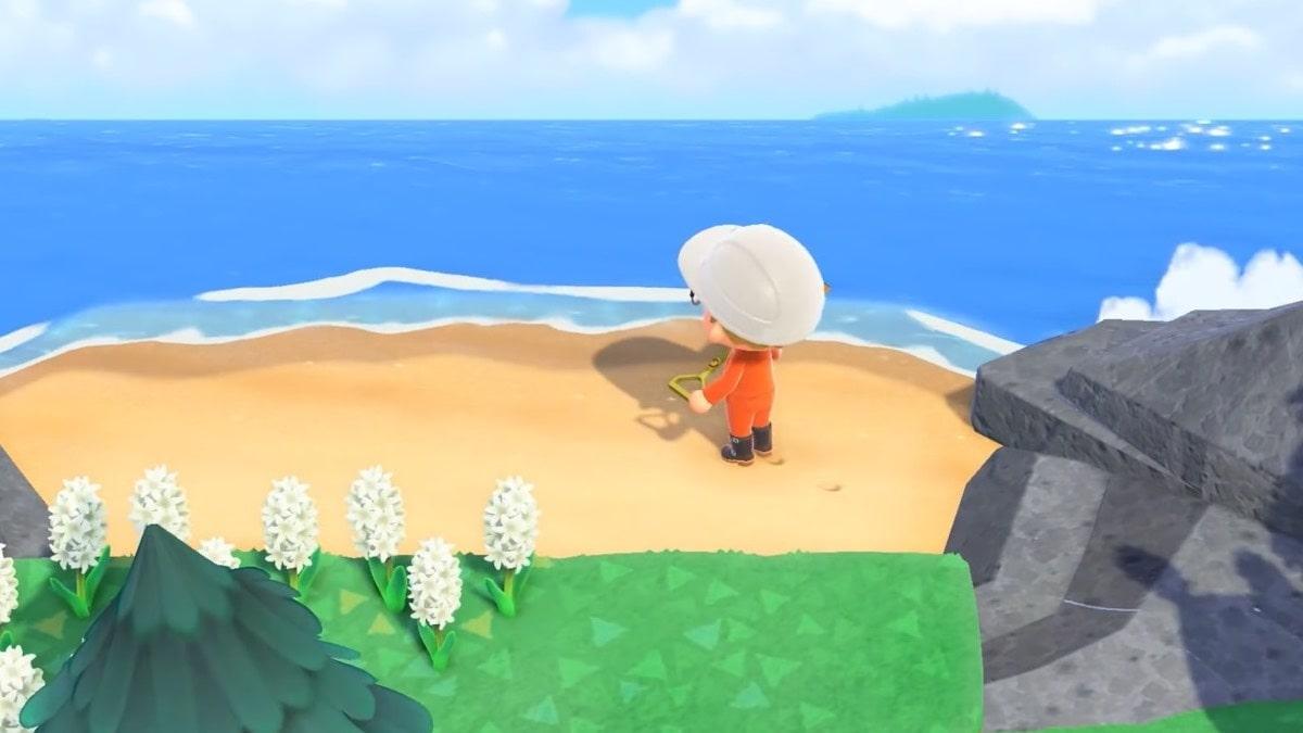 あつ森プレイベートビーチ