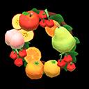 フルーツのリース