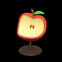 リンゴのチェア