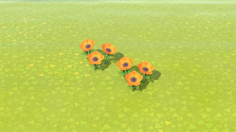 あつ 森 花 増殖